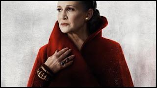 Leia en Los últimos Jedi (The Last Jedi, 2017)