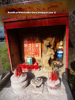 Chinese Taoist Shrine, Tanjong Pagar, Singapore