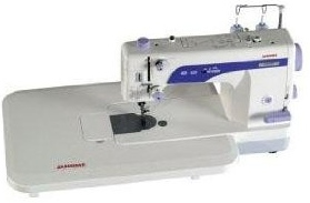 Review of the Janome 1600P-DBX Sewing Machine - UPDATE - QuiltNotes