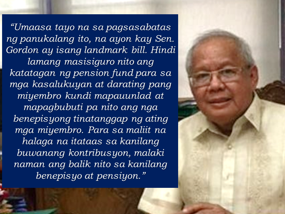 he Social Security System has released a statement about the  imminent increase of the members contributions. SSS said that it will be more beneficial to the members as the maximum pension will also increase.  The increase in  maximum pension of the members would be as much as P23,000 from the present amount of P10,900 if the member has not less than 30 years of contributions and the last five years before retirement is based on the P30,000 Monthly Salary credit (MSC) or declared monthly salary as part of the amendment of SSS laws.  Likewise, benefits such as maternity, sickness and funeral will laso increase because these are also calculated based on the MSC.  SSS President and CEO Emmanuel F. Dooc said that the success of the SS Reform Act Of 2017, which is now tackled on the Senate, will improve the benefits that the members enjoy.  Dooc said that based on the proposed adjustment on MSC, it will increase every year; next year it will be P20,000, P25,000 on 2020, and in 2021, it will be P30,000. The pension will as well increase up to P20,000 in 2026. As the declared income of the members increase, the benefits will also increase as the computation of total contribution and their benefits is computed based on it. Sponsored Links  The present maximum MSC is P16,000 and a contribution rate of 11%. The maximum pension of only P10,900 can be received by members who religiously pay their contributions for a minimum of 30 years total contributions.  The members benefits are based on the number of years that they made monthly contributions and the MSC. In the present MSC, the average daily salary credit is P533 which gives the members a daily sicknes benefit of P480 per day. The increased MSC could raise the daily sickness benefits to P900.  Dooc also said that the increase will not only increase the benefits of the present members but it will also stabilize the agency for the service of the members to come.    Advertisement Read more:     ©2017 THOUGHTSKOTO