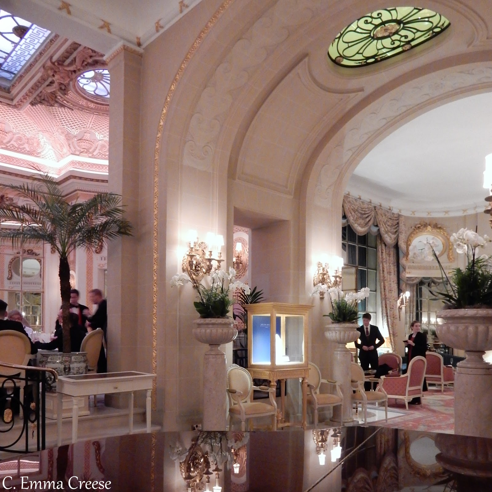 Restaurant Review The Ritz Luxury London Adventures of a London Kiwi