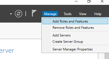 HYPER-V,SYSTEM CENTER AND AZURE: Install NFS Server Roles on Windows