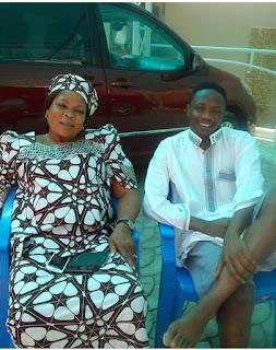 Nigerian footballer Ahmed Musa Loses mum