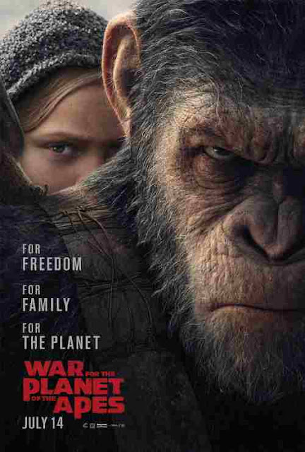War Planet of the Apes 2017