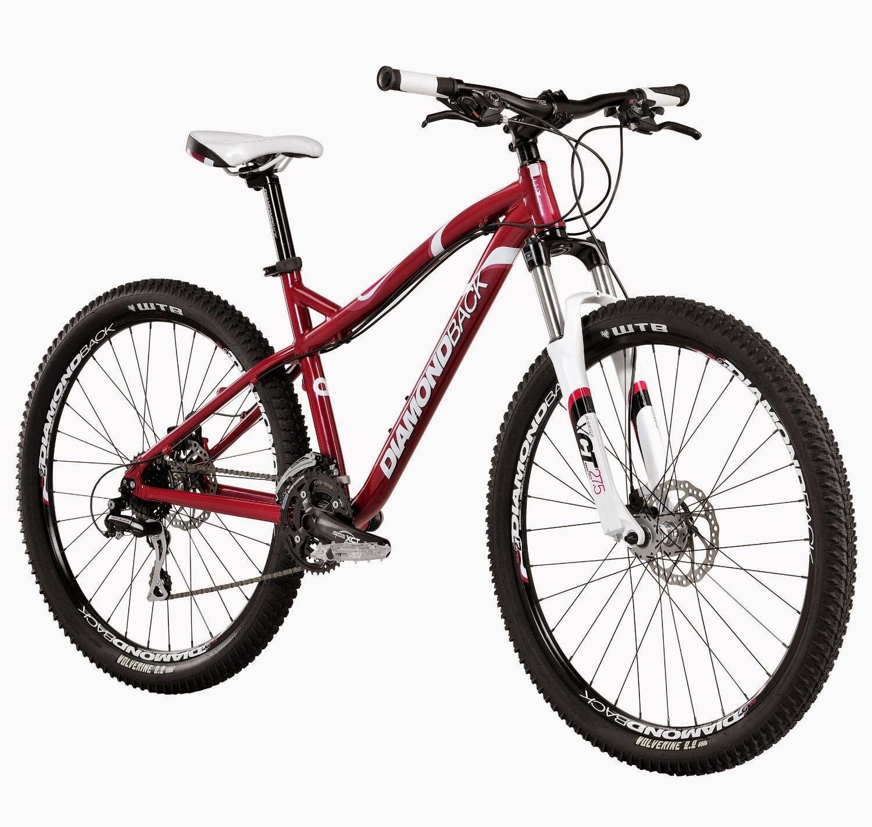 Exercise Bike Zone: Diamondback Lux Women's Mountain Bike ...