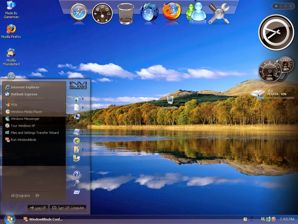 Windows XP Professional SP3 10 Edition 2017 [ISO]