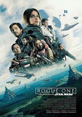 Póster de 'Rogue One: una historia de Star Wars'