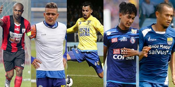 Ini 5 Pemain Senior yang bisa Dipakai Luis Milla Perkuat Timnas U-22 Hadapi Kamboja dan Puerto Rico