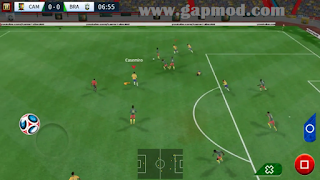 Download DLS 19 Mod FIFA World Cup Russia Apk Data Obb for Android Free