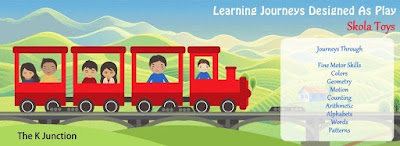 learning journeys designed as play the k junction skola toys
