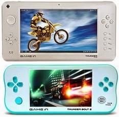 Flat 62% Off on Gaming Consoles: Mitashi MT 67 Thunder Plus Gaming Tab for Rs.2998 | Mitashi Thunderbolt 2 for Rs.2998 @ Flipkart