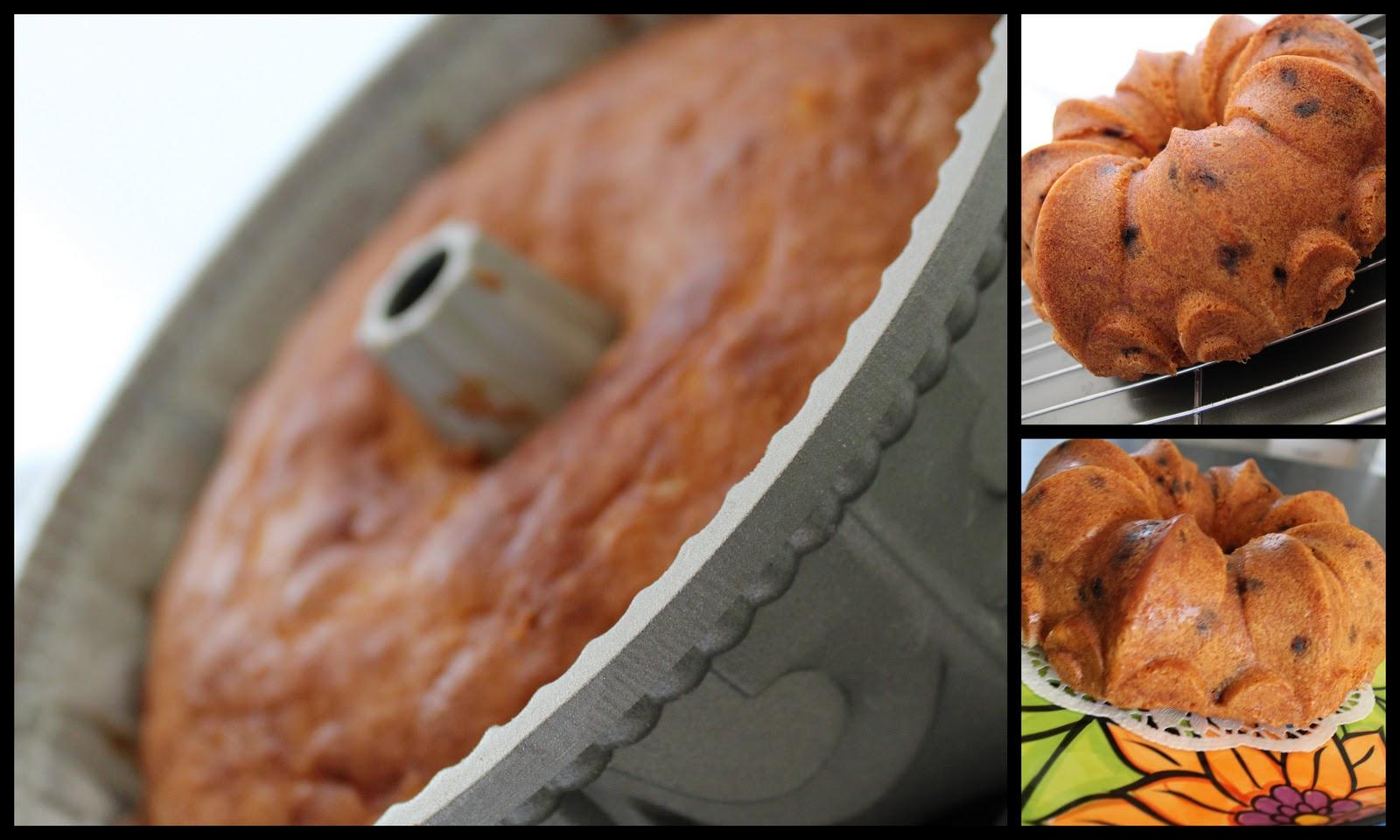 Sultana Pound Cake