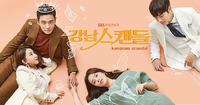 Download Drama Korea Gangnam Scandal Batch Subtitle Indonesia