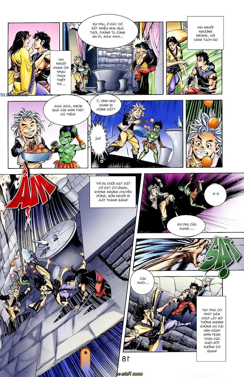 Cơ Phát Khai Chu Bản chapter 112 trang 26