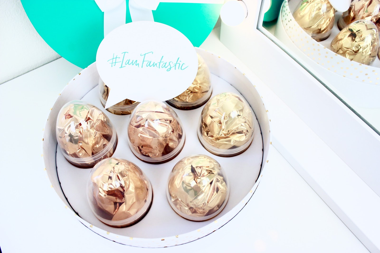 Lookfantastic The Beauty Egg Collection Box