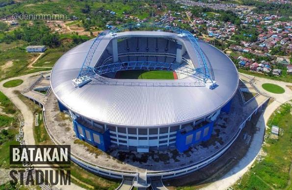 PSSI Verifikasi 'Emirates Stadium' Balikpapan, Akankan Persiba Pindah Kandang?