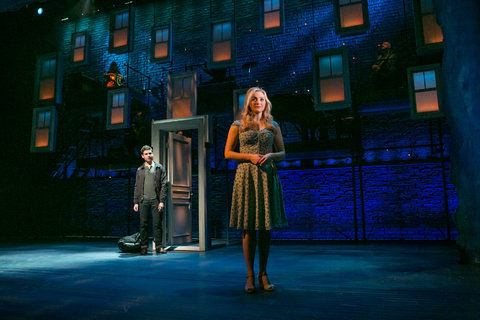 REVIEW: The Last 5 Years Off-Broadway | Theatrically Musing