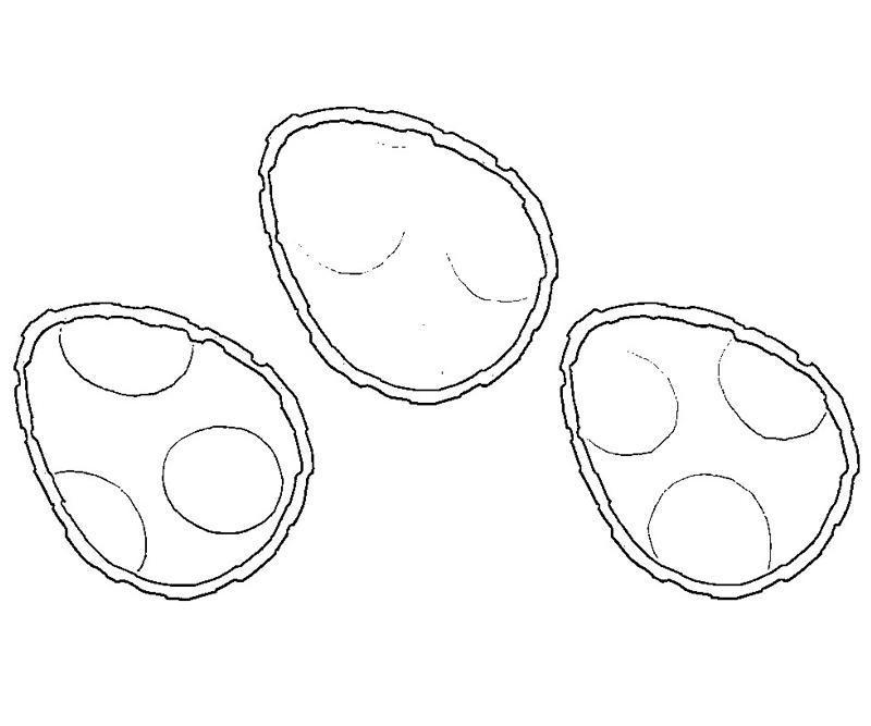 yoshi egg coloring pages | Yoshi Woolly World Coloring Pages Coloring Pages