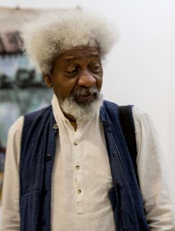 wole soyinka threw away us green card