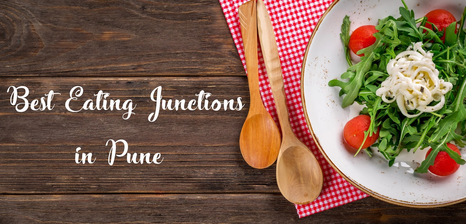 Best eating junctions in Pune - for those in need of a break from curry!