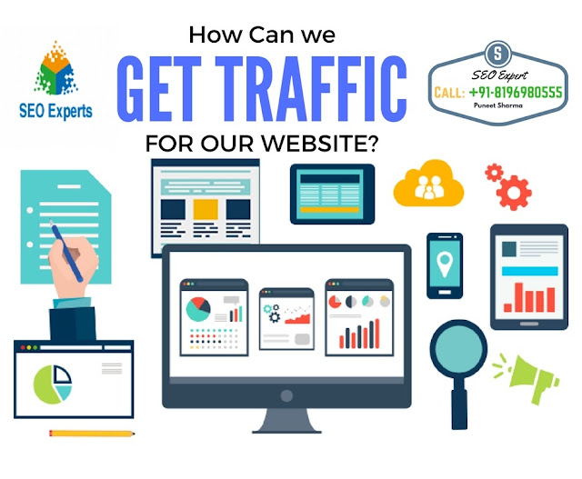 How can we Get Traffic for Your Website?