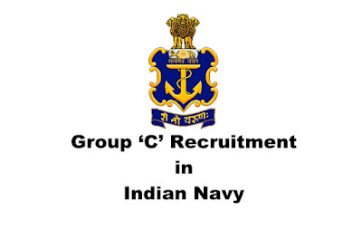 Tradesman Mate, Group 'C' Recruitment in Indian Navy. Post: 554 Posts, Online Apply