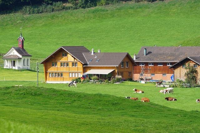 Appenzell, Swiss
