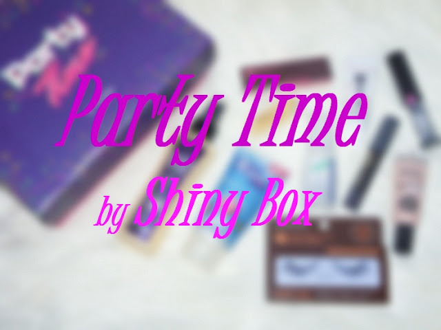 "Shiny Box ""Party Time"""
