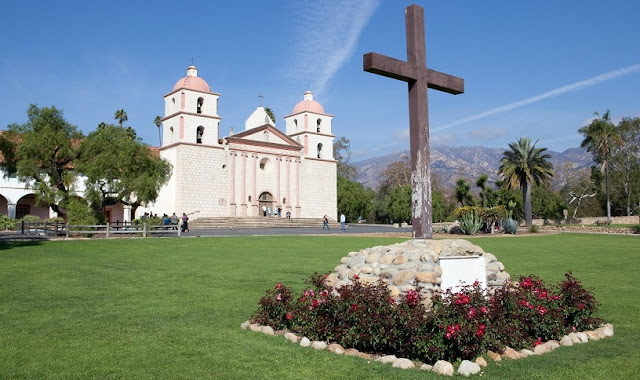 Old Mission Santa Bárbara