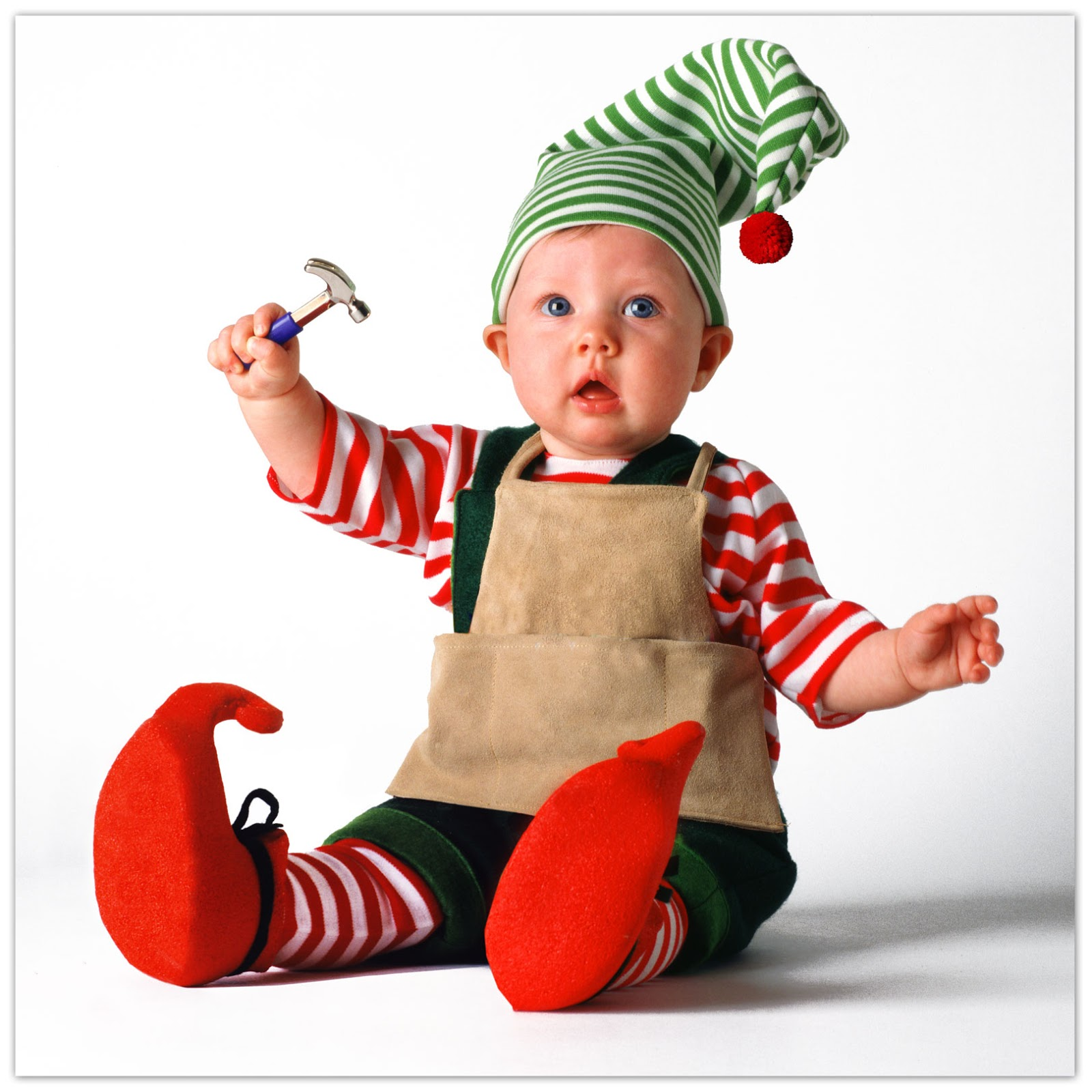 Baby Elf Costume Infant/Toddler Christmas Santa's Lil' Helper Fancy Dress Outfit. Brand New. Baby Christmas Elf Santa's Lil' Helper Cute Costume Fancy Dress Outfit Infant. Brand New · InCharacter. Baby First Christmas Xmas Santa Claus Elf Costume Outfit Dress Clothes+Hat+Shoes. Brand New · Unbranded. $ From China.