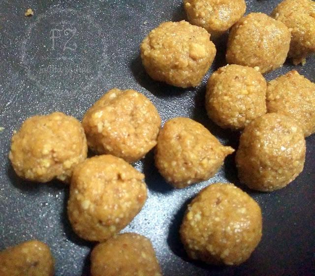 tang yuan kacang tanah