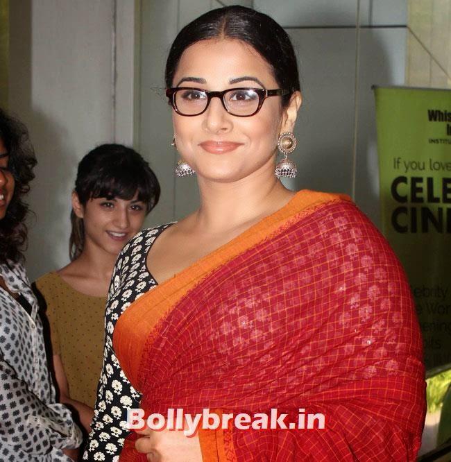 Vidya Balan, Vidya Balan, Rekha ji at Inauguration of Celebrate Cinema Festival Events