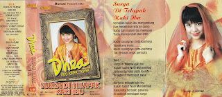 dhea ananda album surga di telapak kaki ibu http://www.sampulkasetanak.blogspot.co.id