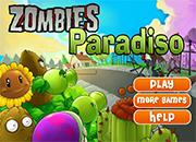 Plantas vs Zombies Paradiso