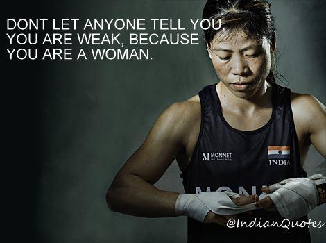 Mary Kom womens boxing India
