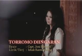 Lirik Lagu Torromo Diingaran (Salma Margareth)