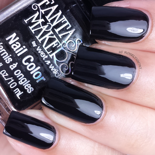 Wet n Wild - Fantasy Makers - Witch Black