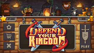 Defend Your Kingdom Mod Apk v3.1 (Unlimited Coins/Stars)