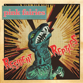 Pink Fairies' Resident Reptiles