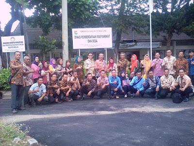 Dinas Pemerintahan Masyarakat dan Desa Magelang