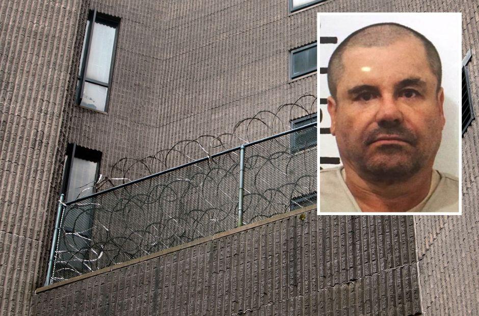 """Juez permitió mejorar condiciones inesperadas de """"El Chapo"""" en prisión de Manhattan?"""