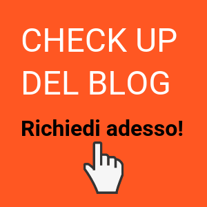 Check Up del blog