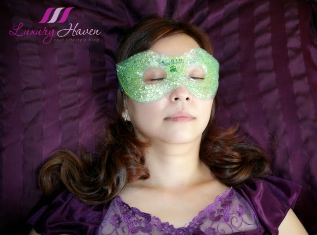 luxury haven reviews earth therapeutics soothing beauty mask