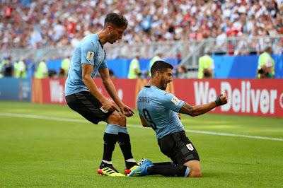Russia Kalah Telak Oleh Uruguay 0 - 3