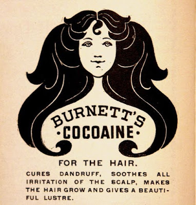 Burnett's Cocoaine for the Hair