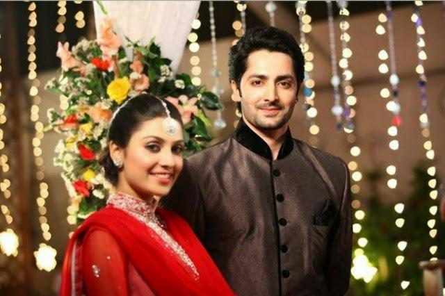 Aiza Khan & Danish Taimoor