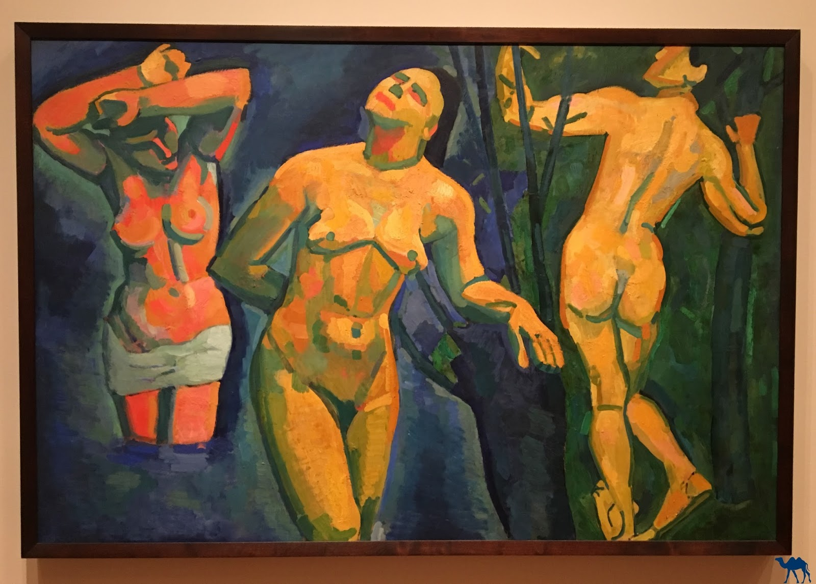 Le Chameau Bleu - Tourisme New York - Oeuvre  du MoMa- Visite du musée