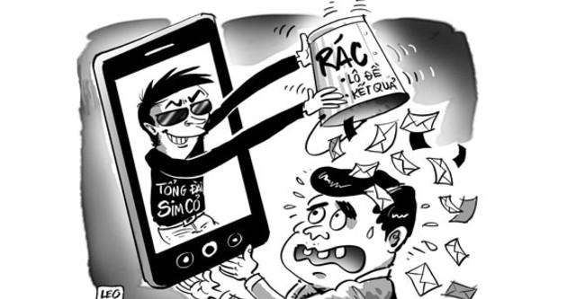 Cách hủy tin nhắn rác Vinaphone, Mobifone, Viettel, Vietnamobile