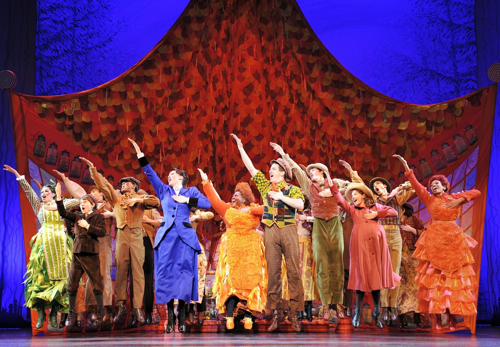 Disney On Broadway Tour Review