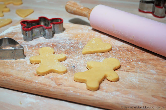Baking | Reindeer Biscuits